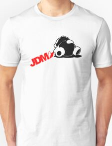 Sleepy Panda JDM (5) T-Shirt
