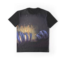 Skelly the Dying Skeleton Graphic T-Shirt
