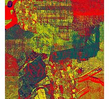 0485 Abstract Thought Photographic Print