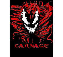 Carnage Primed Photographic Print