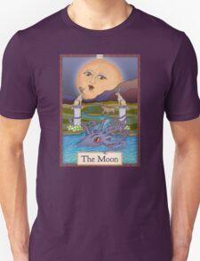 The Moon Card Cryptozoology Tarot  Unisex T-Shirt
