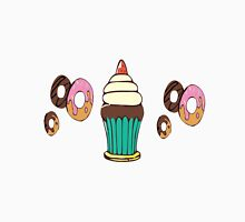 Donuts and Cupcakes Unisex T-Shirt