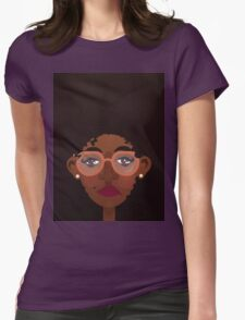 Amina Womens Fitted T-Shirt