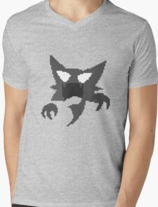 Spooky Haunter Mens V-Neck T-Shirt