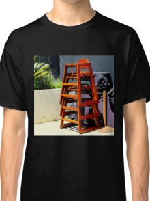 Take Me Higher Chairs Classic T-Shirt