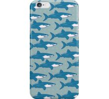 Shark infested iPhone Case/Skin