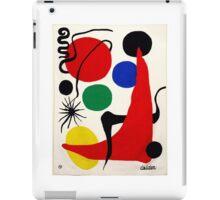 "Alexander Calder, ""Green Ball"" iPad Case/Skin"
