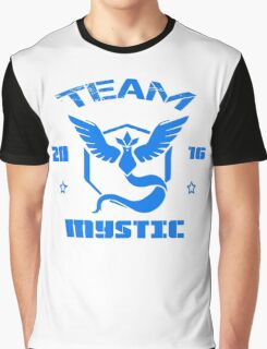 team mystic back side Graphic T-Shirt