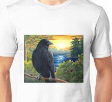 Bird 63 Crow Raven Unisex T-Shirt