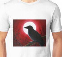 Bird 62 Crow Raven Unisex T-Shirt
