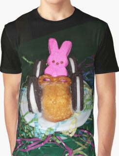 Bunny Racer Graphic T-Shirt