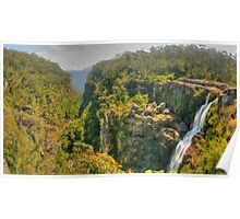 Carrington Falls pano Poster