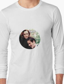 """Gillovny - """"Wow I love you"""" Long Sleeve T-Shirt"""