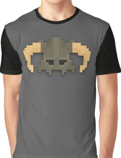 Dovakhiin 8bit Graphic T-Shirt