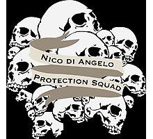 Nico di Angelo Protection Squad Photographic Print