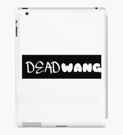 DEADWANG double style iPad Case/Skin