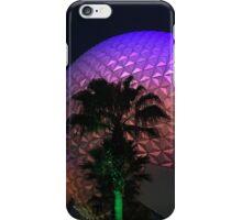 Nighttime at Disney World iPhone Case/Skin
