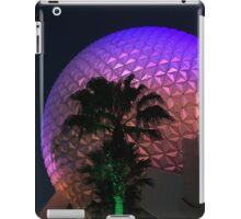 Nighttime at Disney World iPad Case/Skin