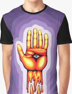 Melting Away Graphic T-Shirt