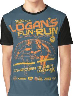 Logan's Fun-Run Graphic T-Shirt