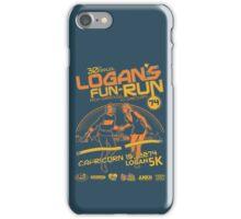 Logan's Fun-Run iPhone Case/Skin