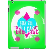 Stay Evil Dollface iPad Case/Skin