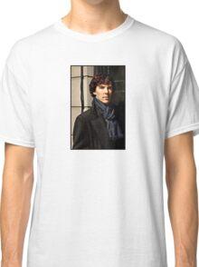 Sherlock at 221B Classic T-Shirt