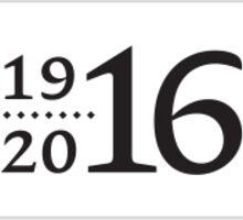 ireland 1916 Sticker