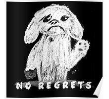 Katie No Regrets Poster