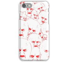 Invasion of wat. iPhone Case/Skin