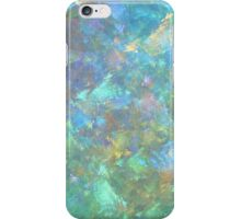 Colourful fractal iPhone Case/Skin
