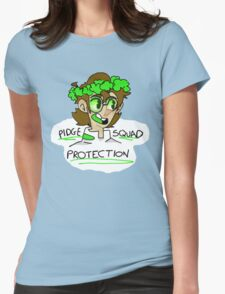 Pidge Protection Squad (Voltron Legendary Defender) Womens Fitted T-Shirt