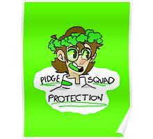 Pidge Protection Squad (Voltron Legendary Defender) Poster