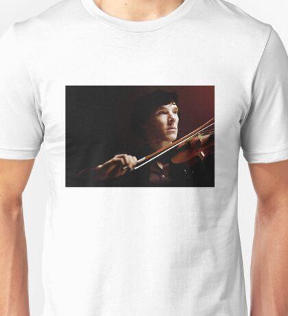 Violinist Unisex T-Shirt