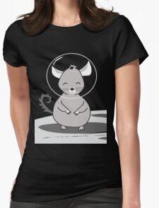 Astronaut Chinchilla - Cute Kids Cartoon Character T-Shirt