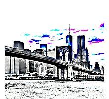 Design 26 New-York City Photographic Print