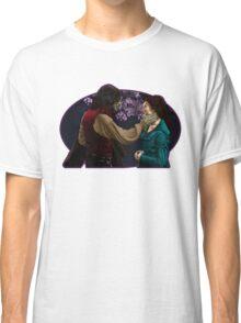 Rumpelstiltskin and Belle Classic T-Shirt