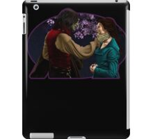 Rumpelstiltskin and Belle iPad Case/Skin