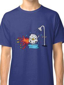 Meteor Shower - Cute Kids Cartoon Character Classic T-Shirt
