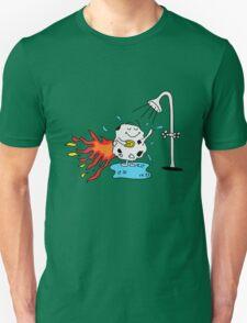 Meteor Shower - Cute Kids Cartoon Character T-Shirt