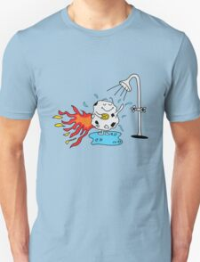 Meteor Shower - Cute Kids Cartoon Character T-Shirt