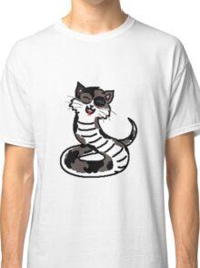 The Elusive, Mishievous Catsnake! Classic T-Shirt