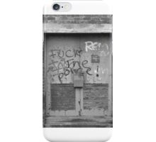 F*** the Police iPhone Case/Skin