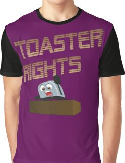 Toaster Rights Graphic T-Shirt