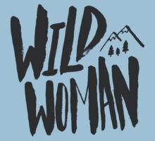 Wild Woman One Piece - Short Sleeve