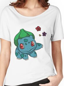 Bulbasaur Women's Relaxed Fit T-Shirt