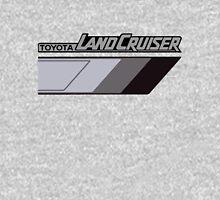 Land Cruiser body art series, grey tri-tone.  Unisex T-Shirt