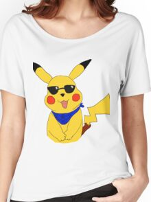 Team Mystic Pikachu Women's Relaxed Fit T-Shirt