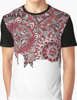Zentangle City Las Vegas Graphic T-Shirt