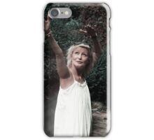 Sylwia iPhone Case/Skin